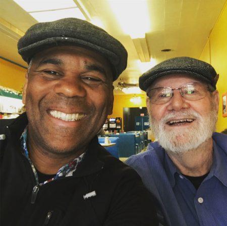 William and Harold Safford, AZ